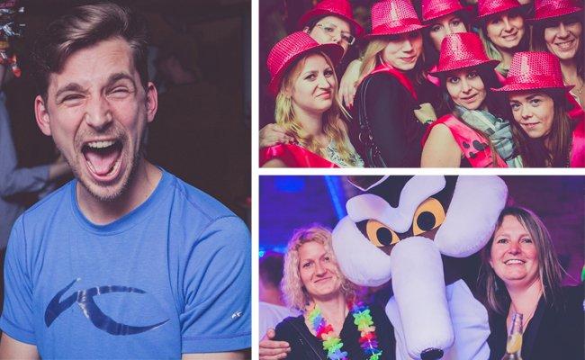So wild waren Wiens Partynächte letztes Wochenende