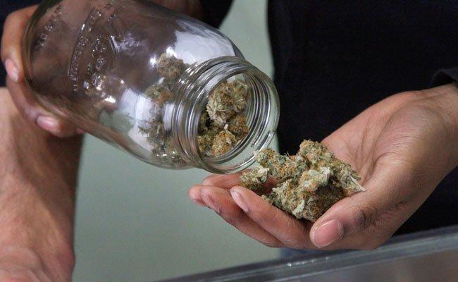 Der mutmaßliche Dealer hatte eine größere Menge Cannabis verkauft