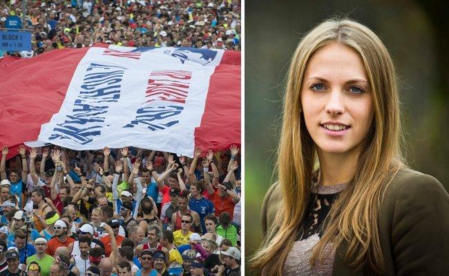 """Kira Grünberg wird ein Promi-Gast beim """"Wings for Life World Run"""" in Wien sein."""