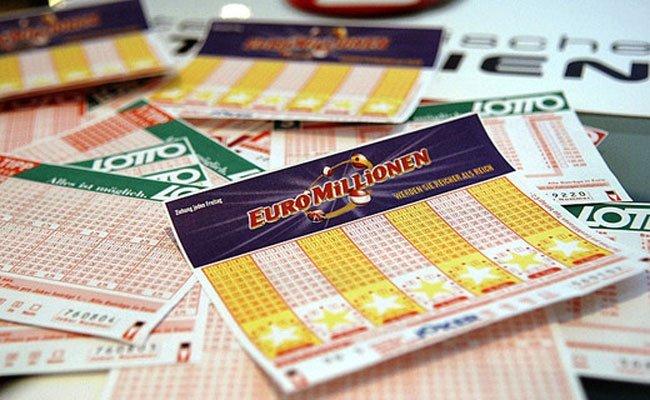 Am Dienstag geht es um den Jackpot bei den Euromillionen.