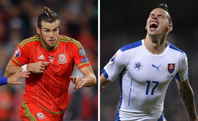 Wales Slowakei Live