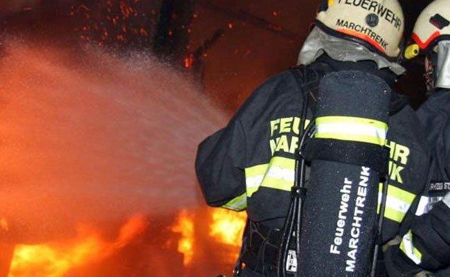 Bei dem Brand brach unter den Hausbewohnern kurz Panik aus.