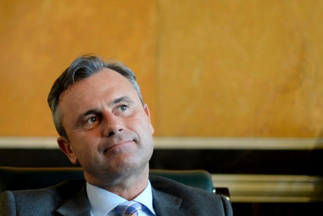 Kandidat Norbert Hofer im Interview.