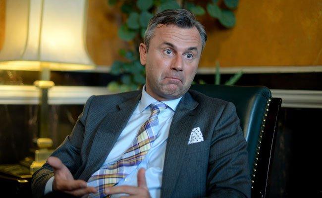 Steht zur Wahl für das höchste Amt im Staates: Norbert Hofer