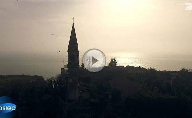 Die gruseligste Insel der Welt soll sich bei Venedig befinden.