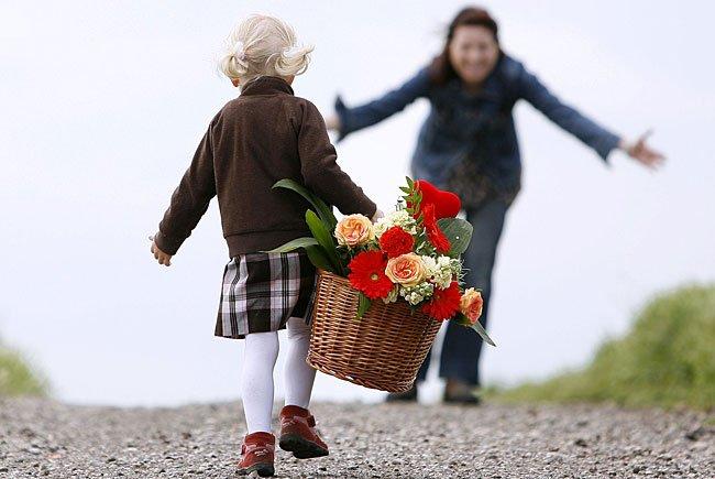 Muttertag wird in vielen Ländern gefeiert, oft jedoch anders als hier