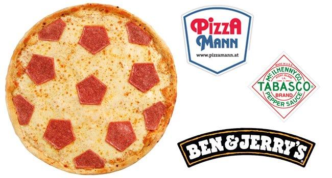 Wir verlosen 30 Pizzapartys.