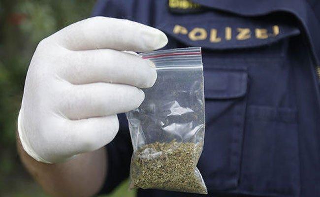 Bei dem mutmaßlichen Dealer wurde Marihuana sichergestellt