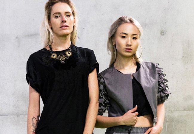 Die Mode von Adnrea Kerber kann im Online Shop und im 15. Wiener Gemeindebezirk gekauft werden.