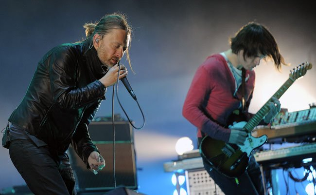 Das neue Album von Radiohead ist seit gestern erhältlich