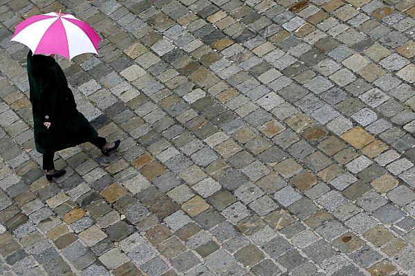 Regen, Wolken, Sonne: Die kommende Woche bietet alles