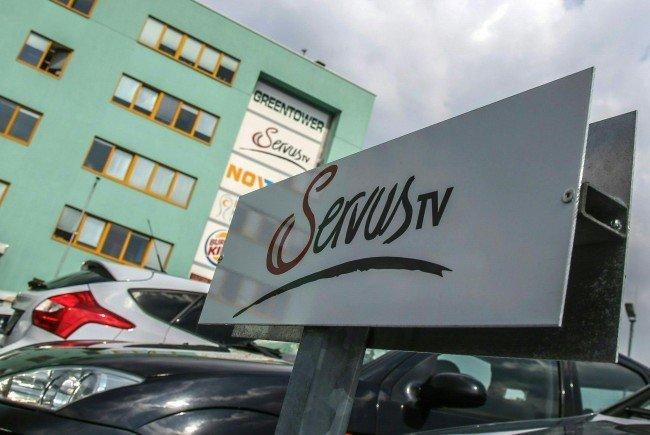 """ServusTV sagt leise """"Servus""""."""