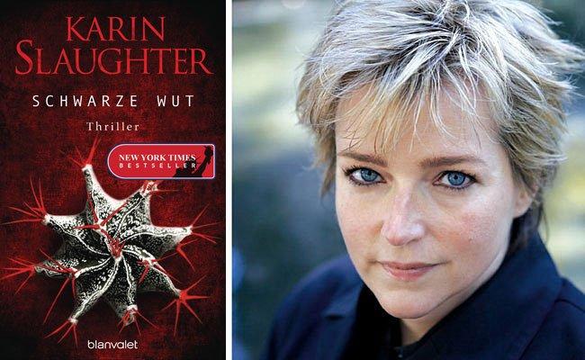 """Slaughters neuer Thriller heißt """"Schwarze Wut"""""""