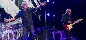 The Who live in Wien: Konzert in der Stadthalle