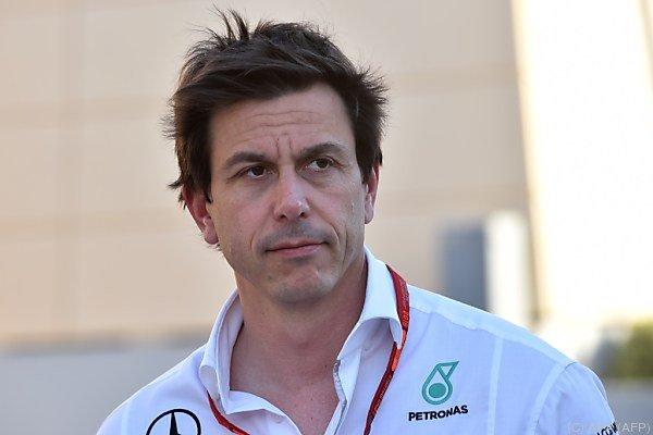 Der Mercedes-Motorsportchef warnt vor der Konkurrenz