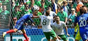 Griezmann-Double bei Frankreichs 2:1-Achtelfinalsieg
