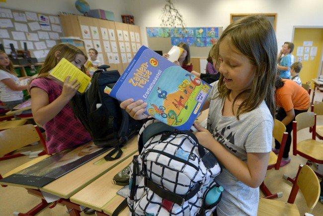 Der Trend geht weg von den Sonderschulen hin zum gemeinsamen Unterricht.