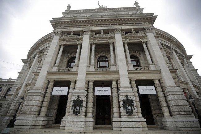 """Keine """"Nachsicht"""" vom Finanzamt für das Wiener Burgtheater."""
