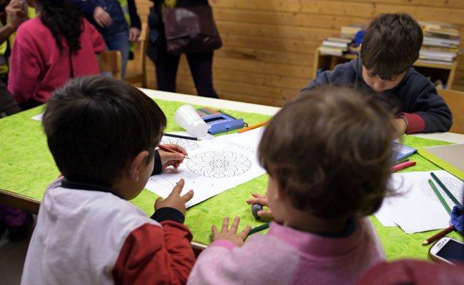 In Traiskirchen sind derzeit circa 550 unbegleitete minderjährige Flüchtlinge untergebracht.