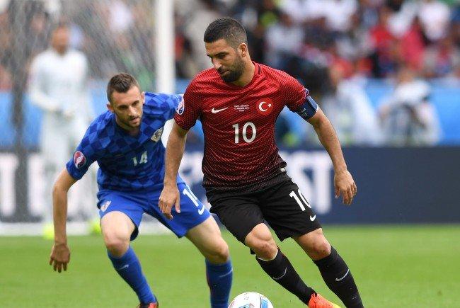 Tschechien trifft in Runde drei der EM-Gruppe D auf die Türkei.