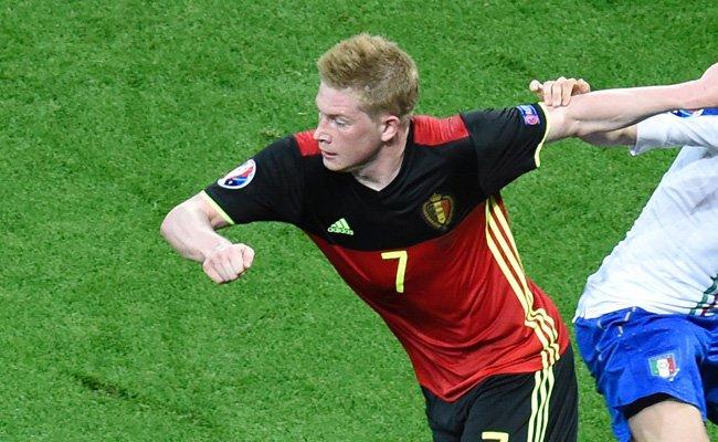 Belgien trifft in Runde zwei der EM-Gruppe E auf Irland.