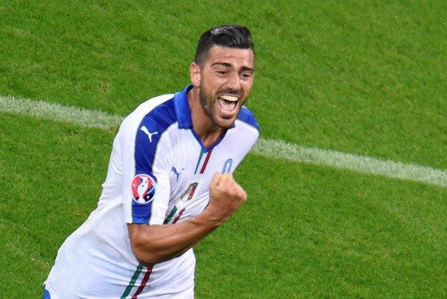 Italien trifft in Runde zwei der EM-Gruppe E auf Schweden.