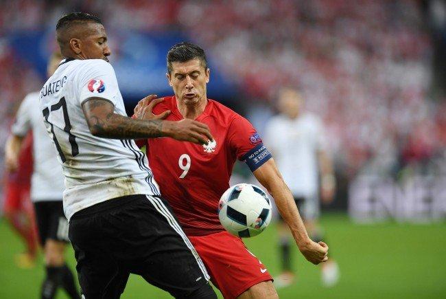 Deutschland und Polen trennen sich 0:0.
