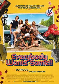 Everybody Wants Some!! – Trailer und Kritik zum Film