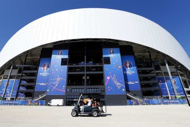 Die Fußball-EM 2016 startet am Freitagabend.