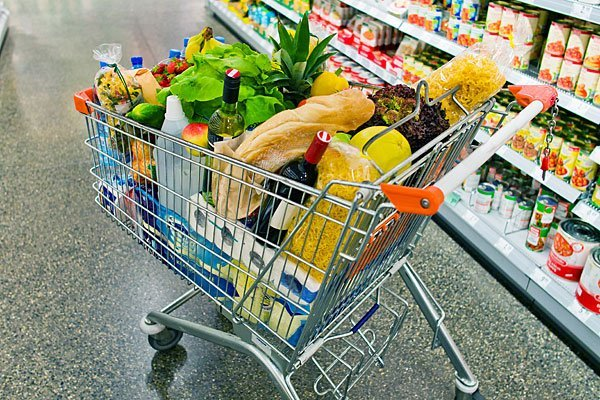 Einkaufen im Supermarkt war gestern - nun kann man unter anderem bei Merkur online bestellen