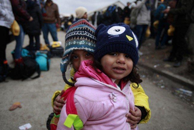 Die Kampagne will auf die schwierige Situation von unbegleiteten, minderjährigen Flüchtlingen aufmerksam machen.