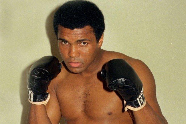 Muhammad Ali verstarb im Alter von 74 Jahren in Phoenix.