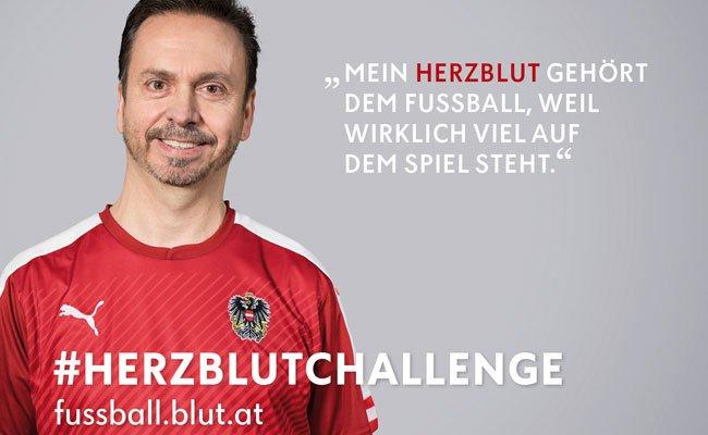 Das Rote Kreuz startet während der Euro 2016 eine Blutspendekampagne.