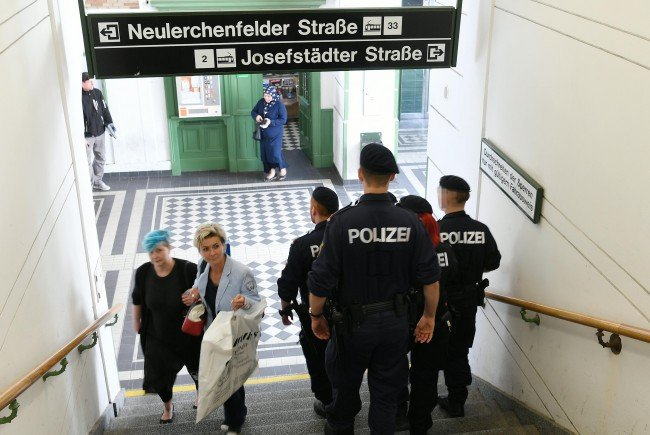 Das neue Suchtmittelgesetz führte bereits zu 194 Festnahmen in Wien