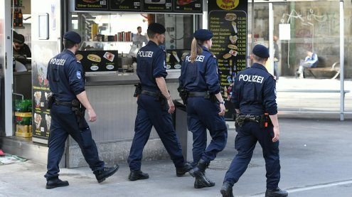Verstärkte Drogenkontrollen: 194 Festnahmen bei Hotspots