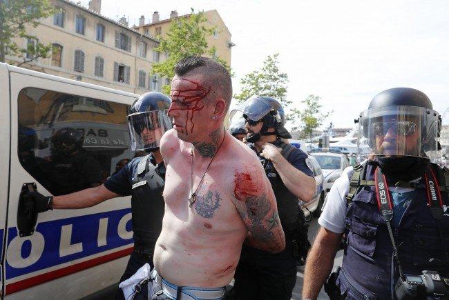 Der Mann wurde in Marseille dem Richter vorgeführt.