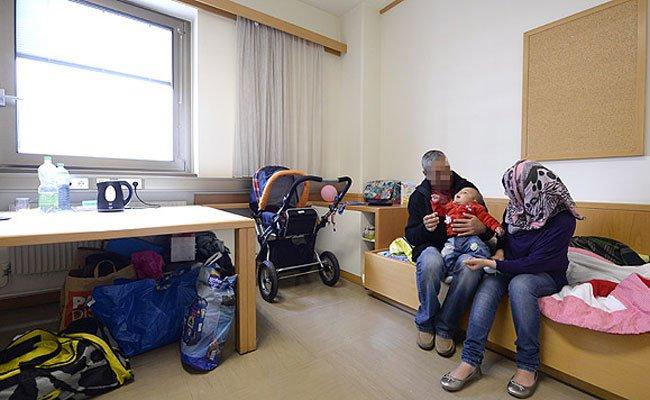 Drei Flüchtlingsfamilien sollen in der Unterkunft der Wiener Philharmoniker unterkommen.