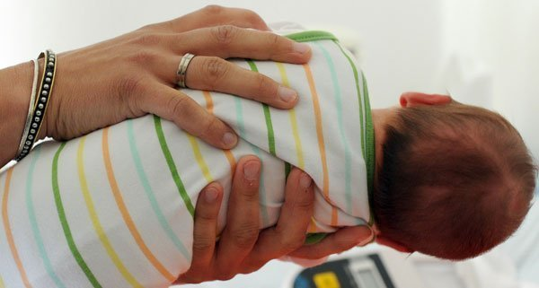 In Wien kam das erste Kind nach der Gesetzesnovelle zur Welt.
