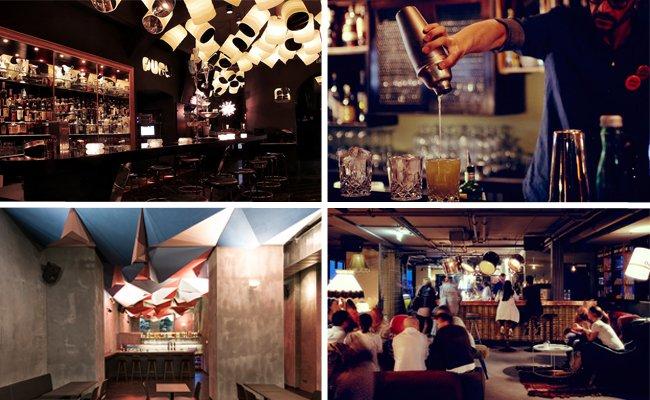 Die 15 besten Cocktail-Bars der Stadt