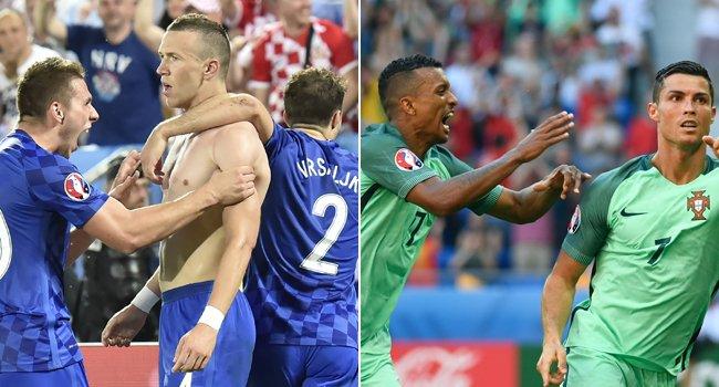 LIVE: Kroatien wittert große Chance gegen Portugal