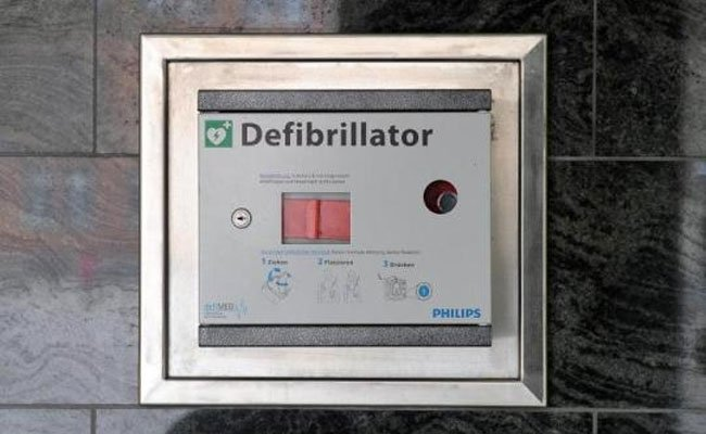 Mehr Defibrillatoren für Wien: Leben retten.