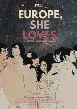 Europe, she loves – Trailer und Informationen zum Film