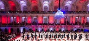 Hofreitschule Wien: Die Fête Impériale bittet am Freitag wieder zum Tanz