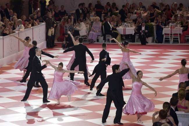Ballett der Grazer Oper im Rahmen der Eröffnung der Fete Imperiale