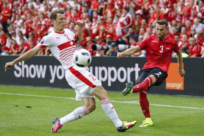 Sieg für die Schweizer gegen Albanien.