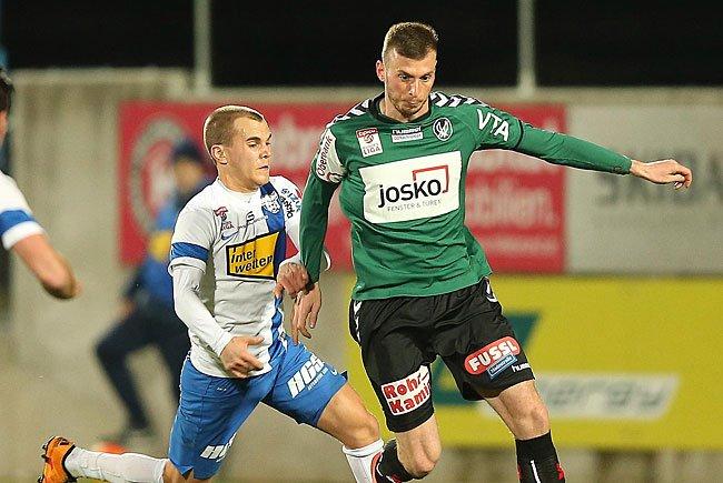 Petar Filipovic (r.) wechselt zur Austria