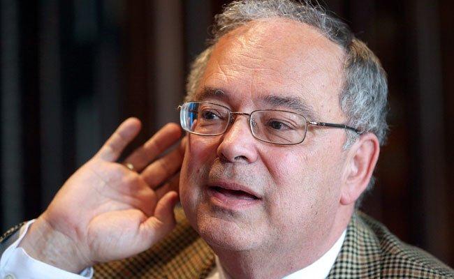 Rektor Heinz Engl gibt neuen Standort der Uni Wien bekannt