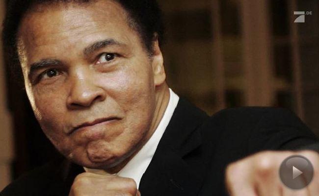 Muhammad Ali verstarb im Alter von 74 Jahren.