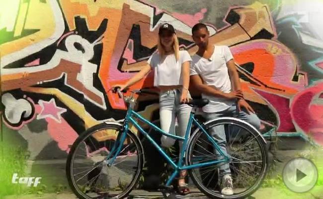 Die Fahrrad-Gadgets können die beiden Tester unterschiedlich viel begeistern.