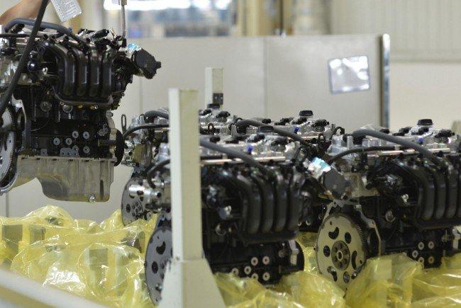 """Die """"Industrie 4.0""""-Plattform wächst."""